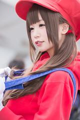 P63_019 (ms09Dom) Tags: cosplay コスプレ マリオ pf22 五木あきら itsukiakira