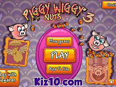 貪吃的豬頭3(Piggy Wiggy 3)