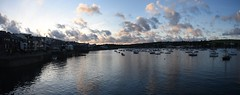 Falmouth Harbour Panoramic (rq uk) Tags: nikon d750 nikkor falmouth thepanoramafactory stitched sunset afsnikkor28300mmf3556gedvr harbour river rquk nikond750