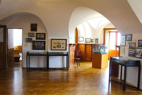 Artstetten. Schloss. Ausstellungsräume