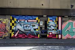 NOPE (STILSAYN) Tags: ca graffiti oakland bay east area nope 2016