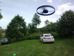 Flying object... (yasinoplz) Tags: toy object turning ascend