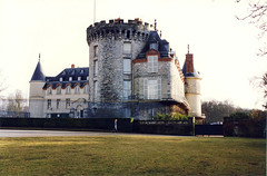 1996-11-Rambouillet-;Chateau_[S5-073] (jacquesdazy) Tags: rambouillet