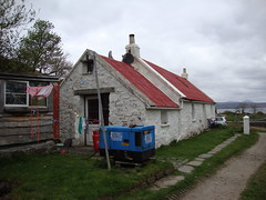 Red roof (Simon Varwell) Tags: knoydart airor