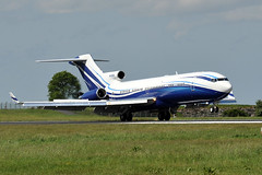 M-STAR  B727-2X8(RE) (n707pm) Tags: ireland airplane corporate airport aircraft landing boeing executive exec 727 coclare b727 snn shannonairport mstar einn starlingaviation cn22687 24052016