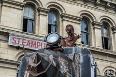 Steampunk HQ (Joel Bramley) Tags: newzealand building steampunk