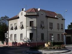 Apartment building, Szentes, Hungary (The Broccoli) Tags: hungary ungarn szentes hungria ungheria magyarorszg hungra hongarije hongrie