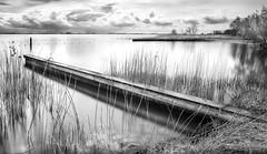 Gouwzee - Monnickendam - The Netherlands - (shoot it!) Tags: longexposure canon april 5d canon5d marken volendam waterland monnickendam 2016 markermeer grijsfilter greyfilter gouwzee schiereiland nd110 april2016