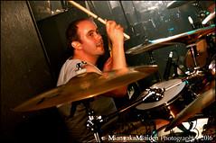 arcane militia (arcanemilitia) Tags: dan drums drummer militia arcane elford