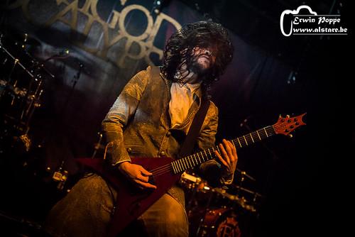 Fleshgod Apocalypse  @ Trix 03042016