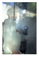 (Michael Raymond Lund) Tags: street new york city nyc portrait urban abstract lund slr film 35mm photography michael chinatown manhattan slide human fujichrome provia e6 100f