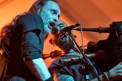 FedericoMaffei e MaurizioCardullo (...Nadja!) Tags: music rock metal bass folk live concerto bagpipe folkstone bassista cornamusa summercrock