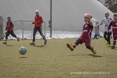 1604_FOOTBALL-30 (JP Korpi-Vartiainen) Tags: game girl sport finland football spring soccer hobby teenager april kuopio peli kevt jalkapallo tytt urheilu huhtikuu nuoret harjoitus pelata juniori nuori teini nuoriso pohjoissavo jalkapalloilija nappulajalkapalloilija younghararstus