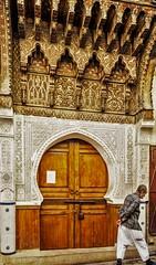 Door (Pamela Sia) Tags: fez morocco doors arquitecture streetphotography travel