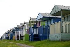Beach Huts at Tankerton Beach (shadow_in_the_water) Tags: kent beachhuts whitstable ct5 tankertonbeach thetankertonslopes
