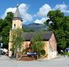 St. Sebastian in Garmisch- Partenkirchen (MsAndi63) Tags: kirche lüftlmalerei stsebastian fronleichnam garmischpartenkichen bayerischealpen panasoniclumixfz150