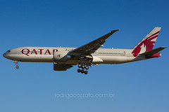 A7-BBF (rcspotting) Tags: boeing airways rodrigo qatar gru 777200 avgeek sbgr a7bbf cozzato gruairport rcspotting wwwrodrigocozzatocombr