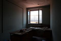 ultimo giorno - last day (francesco melchionda) Tags: blue abandoned colors factory decay urbanexploration decadence urbex cetinje