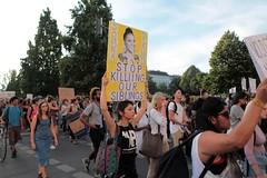 Black Lives Matter- Demo in Berlin, Juli 2016 (bsdphoto) Tags: demonstration protest demo berlin politik blacklivesmatter rassismus solidaritt schwarze blackcommunity peopleofcolor farbige oranienplatz kreuzberg deutschland deu
