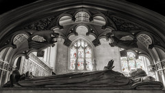 The Katherine Parr Tomb -St Mary's Church, Sudeley Castle. (bbir280) Tags: katherine parr tomb st marys church sudeley castle catherine queen of england sony a6000 1650mm