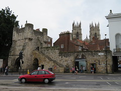 Photo of York Walls and Minster