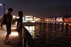 Moscow,Russia. Gorky Park. (olgaalexandrovna) Tags: city night people