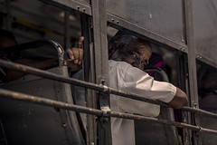 India (Enricodot ) Tags: enricodot people persone eyes street streetphotographer bus portrait portraits ritratti sguardi occhi