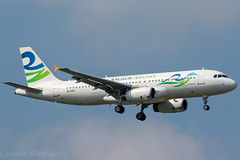 Sky Angkor Airlines / A320-231 / XU-ZAC / NRT (Marcy - Tokyo Spotter) Tags: cambodia angkorwat phnompenh charter a320 nrt