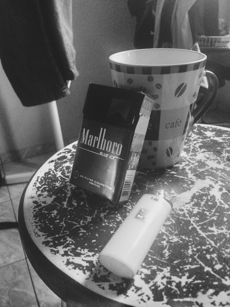 The Worlds Newest Photos Of Coffee And Marlboro Flickr Hive Mind Black 20 Goodmorning Cigarettes Noir Geanriddle Tags