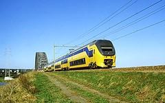 NS IRM / Arnhem (Bevadi) Tags: ns arnhem bison oosterbeek dubbeldekker irm virm 8448 8648 regiorunner elektrischtreinstel