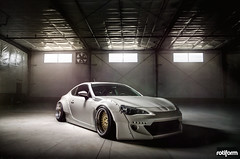 Subaru BRZ - Rotiform LHR (rotiformwheels) Tags: lift ride air performance subaru lhr brz rotiform rotiformwheels