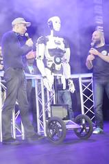 InMoov robot (Gamers Assembly) Tags: gaël langevin inmoov ga2015