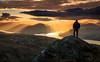 Self Portrait (GenerationX) Tags: sunset mountains water clouds landscape evening scotland nationalpark unitedkingdom dusk scottish neil gb trossachs lochlomond barr benlui benvenue lochkatrine stronachlachar beinnchabhair locharklet kinlochard beinnachroin stobachoin cruinnbheinn beinnachoin rubhanamoine lochtinker rubhanammult