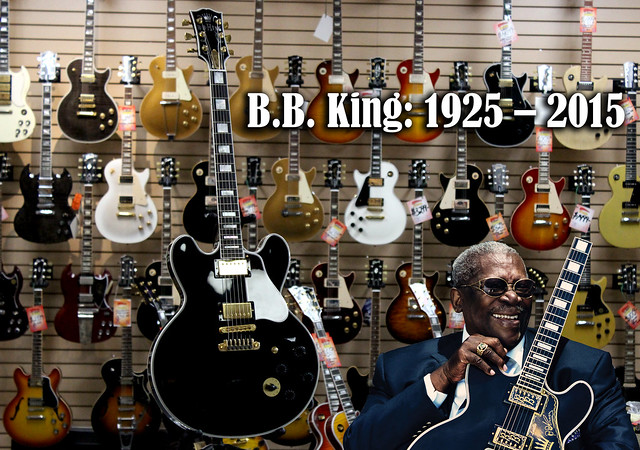 Rest in peace BB KING