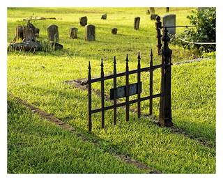 Rusty Iron Gate (Explored)