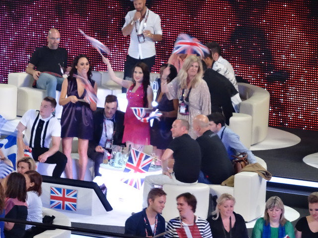 EUROVISION SONG CONTEST 2015 Grand Jury Final