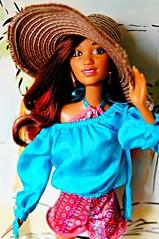 Summer fashion (imida73) Tags: summer sun beach barbie fashionista 2015