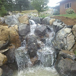 """Waterfall by Greenhaven Landscapes <a style=""""margin-left:10px; font-size:0.8em;"""" href=""""http://www.flickr.com/photos/117326093@N05/18169612040/"""" target=""""_blank"""">@flickr</a>"""