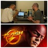 "Here's a #bts shot at @cynicnerd and @chazvoltaire recoding their #towelitetalk episode devoted to the first season of #TheFlash. #cw #theflashcw #grantgustin #barryallen 🎧🎧🎧🎧🎧🎧🎧 • <a style=""font-size:0.8em;"" href=""https://www.flickr.com/photos/130490382@N06/18204277359/"" target=""_blank"">View on Flickr</a>"