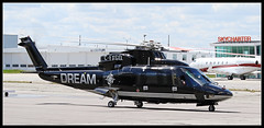 C-FXGQ Dare to Dream One Sikorsky S76C (Tom Podolec) Tags:  way this all image may any used rights be without reserved permission prior 2015news46mississaugaontariocanadatorontopearsoninternationalairporttorontopearson