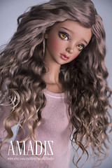 Natural beauty (Amadiz) Tags: tan wig bjd rexy iplehouse