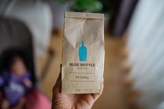 (Juan Paulo) Tags: blue coffee bottle cross
