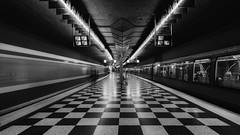Munich Underground. Josephsburg (susan pau) Tags: underground subway munich mnchen ubahn
