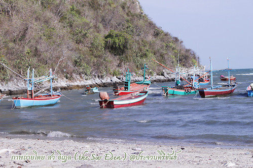 Thao Kosa Forest Park Boat Hua Hin Thailand