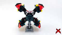 Seraph (curtydc) Tags: from ship space spaceship fi dimension stg sci invaders moc seraph starfighter gyrosphere xth starfightertelephonegame