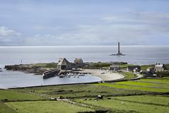 P1090050 - Le phare de Goury, Cap de la Hague, Auderville (Rolye) Tags: france normandie phare manche cotentin bassenormandie capdelahague goury auderville petiteirlande