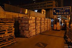 Yau Ma Tei Fruit Market (tomosang R32m) Tags: night hongkong  kowloon    yaumatei fruitmarket