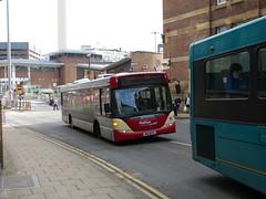 Halton 89 160309 Liverpool (maljoe) Tags: halton haltontransport haltonboroughtransport