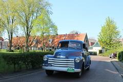 1949 Chevrolet 3100 (Davydutchy) Tags: classic chevrolet car truck automobile tour ride rally pickup chevy bil oldtimer frise friesland 3100 bolsward klassiker frysln elfstedentocht frisia vetern boalsert