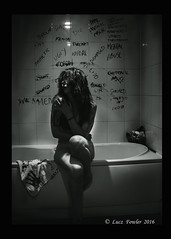 Stigma (Lucz-) Tags: art beautiful dark bathroom interesting gothic cover abandonment mentalhealth bipolar lucz